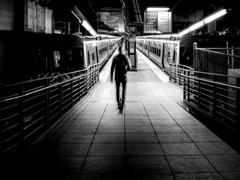 Adrian-Hazeldine_Catching-the-night-train