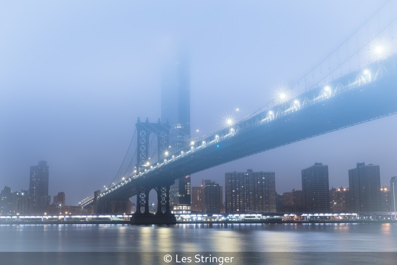 Les-Stringer_Foggy-Manhattan-Morning