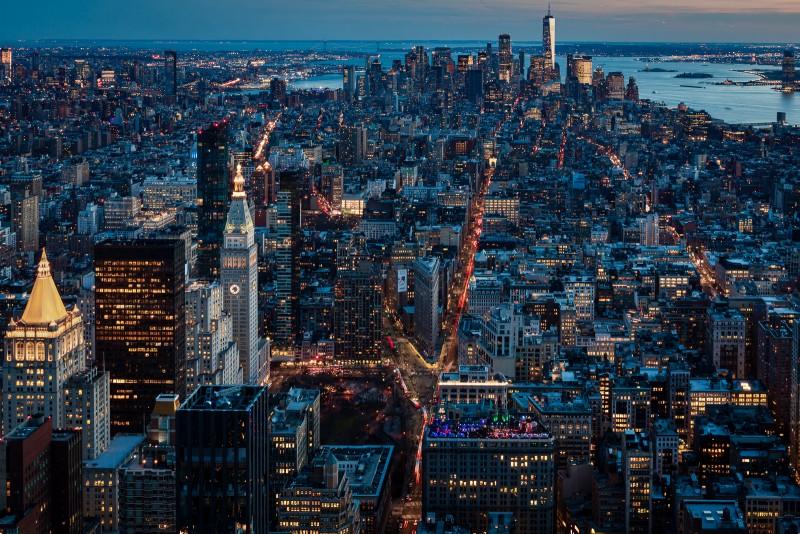 Les-Stringer_Manhattan-Blue